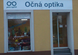 Očná optika pan-optik 4e26d7bf279